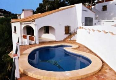 Villa Paloma - Orba, Alicante