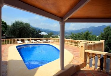 Villa Delfín - Orba, Alicante