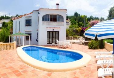 Apartamento Delfín - Orba, Alicante