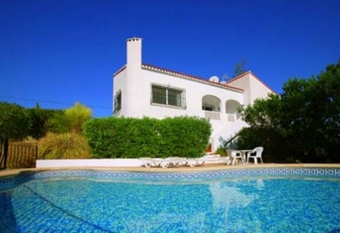 Casa Carfax - Orba, Alicante
