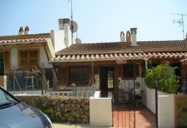Calaben en Menorca - Cala Galdana, Menorca