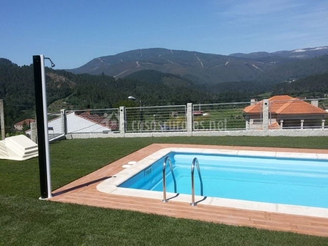 A revolta en a arnoia orense for Casas rurales en asturias con piscina y cerca dela playa