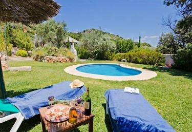 Villa Margarita - El Chorro, Málaga