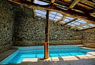 37 casas rurales con piscina en zamora - Casa rural piscina interior ...