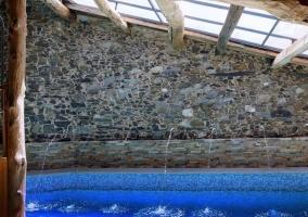 Casa abuela casas rurales en grisuela zamora for Piscina climatizada de zamora