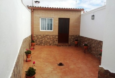 Casa rural La Cruz Verde - Tembleque, Toledo