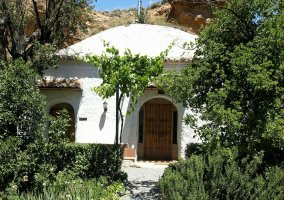 Casa Cuevas La Tala