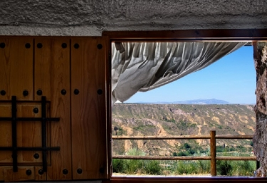 Cuevas El Torriblanco - Gorafe, Granada