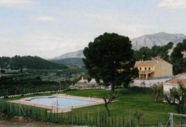 Cortijo Las Minas- El Pajar - Caravaca De La Cruz, Murcia