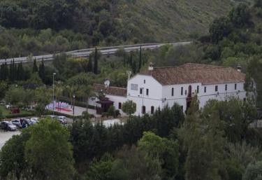 Hotel Cortijo San Antonio - Casarabonela, Málaga