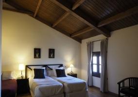 Dormitorio con supletoria