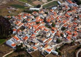 Zona centro de Villar de la encina