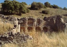 Zona natural de Villar de la Encina