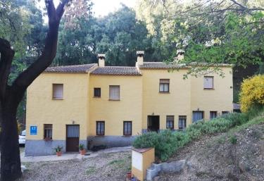 Casas Rurales El viejo Castaño - Pujerra, Málaga