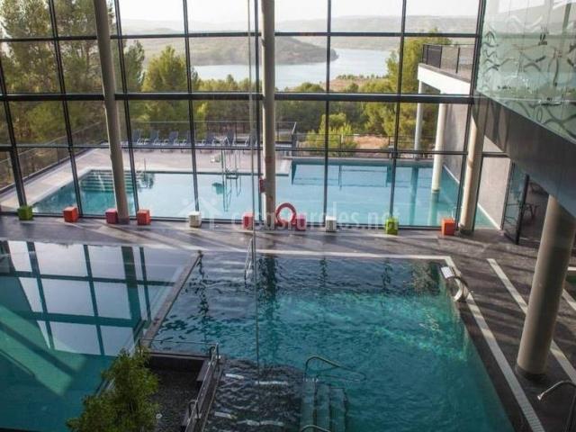 Hotel rural la alcanacia spa hoteles rurales en zujar for Hoteles en granada con piscina climatizada
