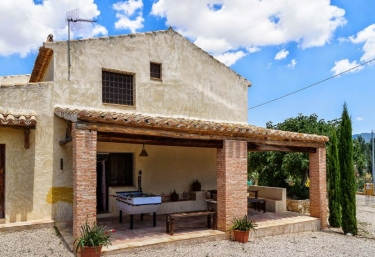 Casas de Ainás- Casa del Olivo - Ricote, Murcia