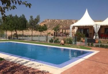 Hospedería rural Los Balcones - Mazarron, Murcia