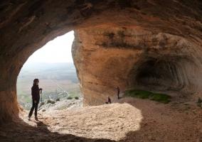 Cuevas del Esquilo