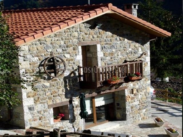 Llar de cosme casas rurales en campo de caso asturias - Casas rurales en asturias para 4 personas ...