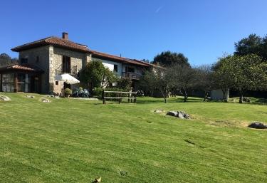 La Torre de Andrín 1 - Andrin, Asturias
