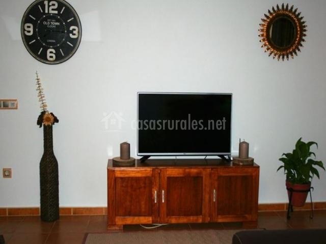 Televisor de pantalla plana