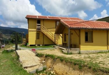 Albergue de madera Cabuerniaventura - Ruente, Cantabria