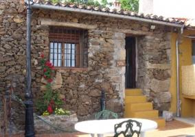 Casa Atardecer en Gredos