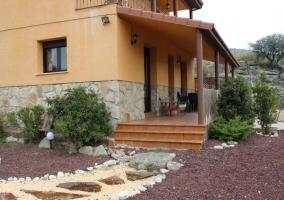 Casa rural Las Pizarras