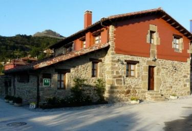 La Seronda de Redes- Castaño - Bueres (Caso), Asturias