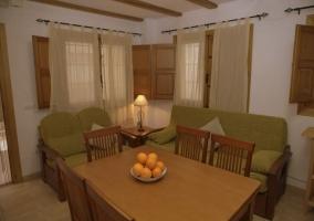 BEN-CA Casa Rural Arminda