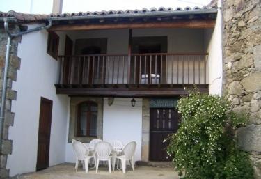 Casa rural El Abuelo - Hoyos Del Espino, Ávila