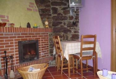 Casas rurales con chimenea en nembra for Casa rural con chimenea asturias