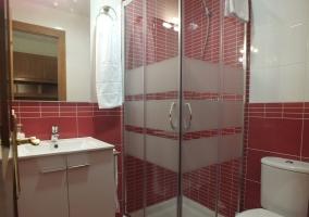Habitación Tipo Estudio, baño