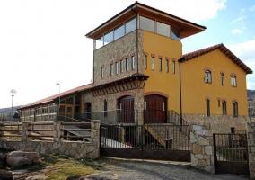 Centro rural granja escuela Fuente Alberche