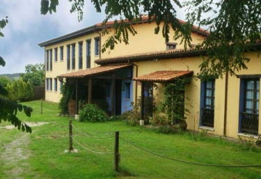 Hotel rural La Llosa de Fombona - Luanco, Asturias