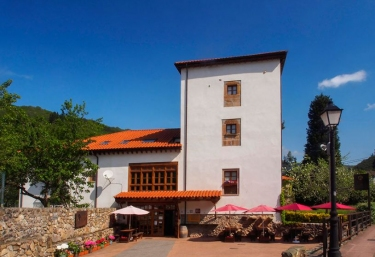 Hotel Torre de Tuña - Tineo, Asturias