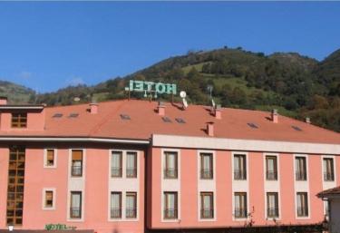 Hotel Las Cruces - Las Cruces (Belmonte), Asturias