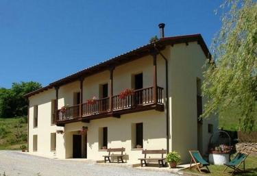 La Casería del Palacio - Martimporra, Asturias