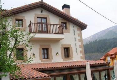 Pensión Casa Los Olivos - Castro Urdiales, Cantabria