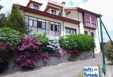 Hotel Foronda - Ribadesella, Asturias