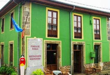 Hospedería Fonda de Ponga - Beleño, Asturias