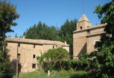 Sant Andreu de Bancells - Vilanova De Sau, Barcelona