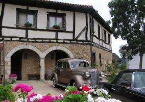 Casa rural Neithea Puelles
