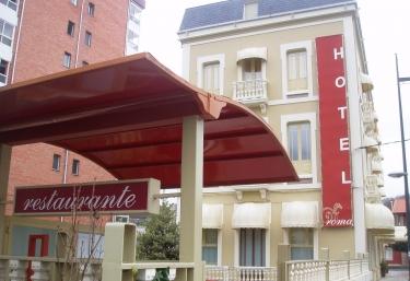 Hotel Roma - Pena (Sarria (San Salvador), Lugo
