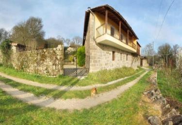 Casa da Vila - Castillon (San Vicente), Lugo