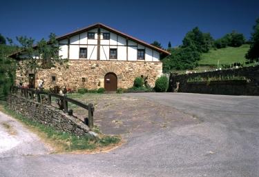 Baztarretxe - Berastegi, Guipúzcoa