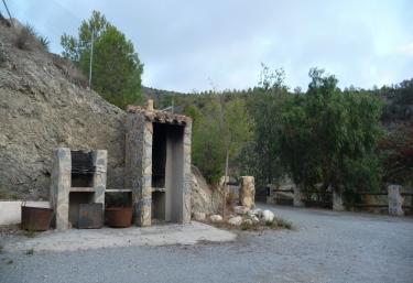 Casa Leontino - Taberno, Almería