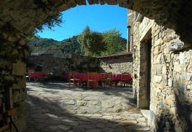 Casas Arana- Río Ara - Albella, Huesca