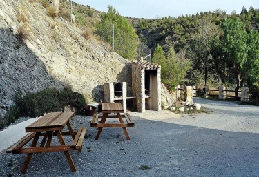 Casa del Horno - Taberno, Almería