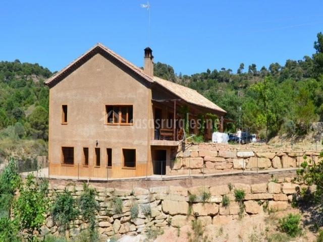 El salt en mura barcelona - Casas rurales bcn ...